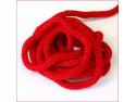 sznurek bistorowy czerwony