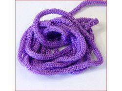 sznurek bistorowy fioletowy