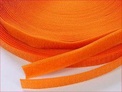 Taśma rzep 16 mm pomarańczowa
