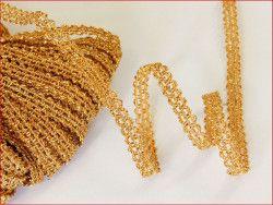 taśma metalizowana złota