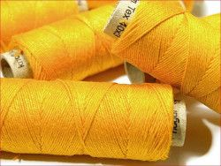 nici lniane żółte