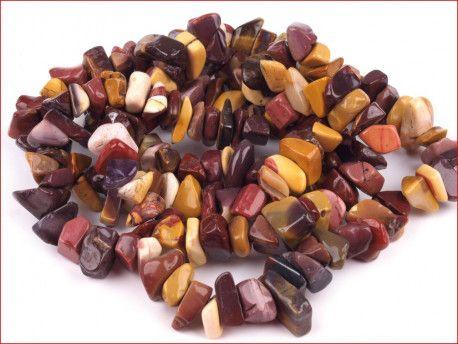 sieczka minerałów - jaspis
