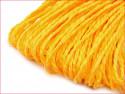 sznurek papierowy żółty