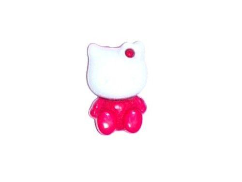 Guziczek dziecięcy Hello Kitty