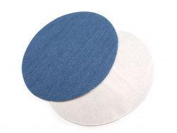 łatki termoprzylepne JEANS niebieskie 11x14cm
