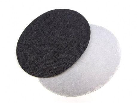 łatki termoprzylepne JEANS czarne 11x14cm