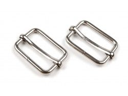 regulator metalowy 20 -srebrny
