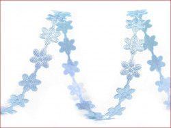 taśma ozdobna kwiatki 7