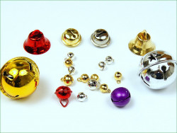 dzwonki metalowe