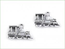 zawieszka metalowa lokomotywa