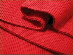 ściągacz elastyczny bawełna czerwony