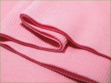 ściągacz elastyczny bawełna różowy