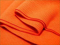 ściągacz elastyczny bawełna pomarańczowy
