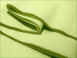 ściągacz elastyczny bawełna zielony blady