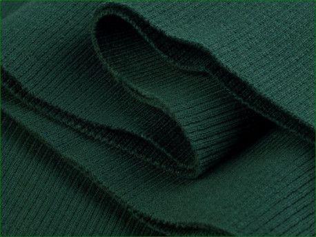 ściągacz elastyczny bawełna zielony ciemny