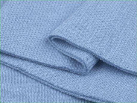 ściągacz elastyczny bawełna błękitny