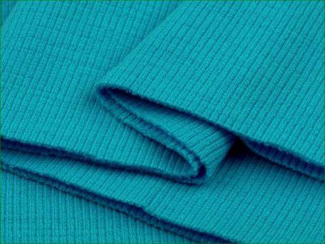 ściągacz elastyczny bawełna turkusowy