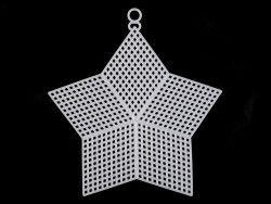 kanwa plastikowa gwiazda