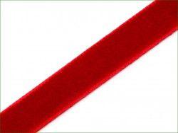 aksamitka 9mm czerwona