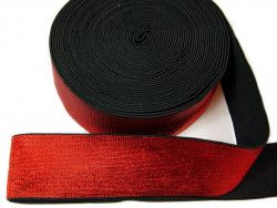 guma z lureksem czerwona
