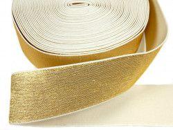 guma z lureksem jasne złoto