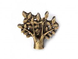 przypinka-pins drzewo