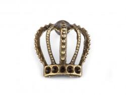 przypinka korona