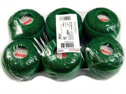 Kordonek MUZA 10 (30x6) 6szt 1404 zielony