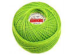 Kordonek MUZA 10 (30x6) kol.1405 zielony seledyn