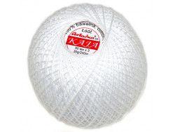 Kordonek KAJA 15 50x3 kol. 400 biały