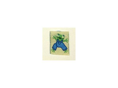 """naszywka """"żaba"""""""