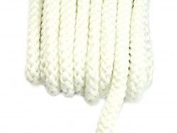 sznurek bistorowy 12 biały
