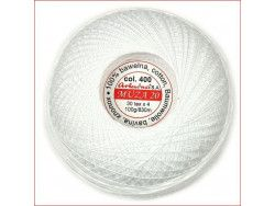 Kordonek MUZA 20 (30x4) 400 biały ARIADNA