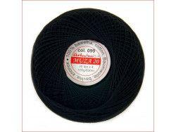 Kordonek MUZA 20 (30x4) 099 czarny ARIADNA