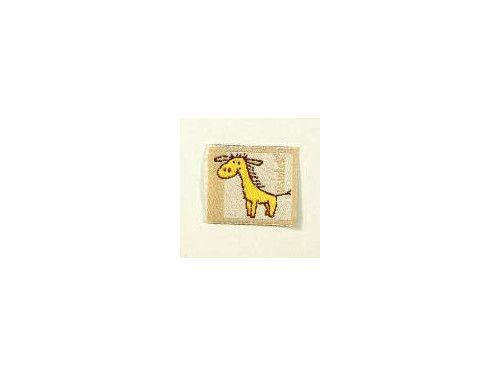 """naszywka """"żyrafa"""""""