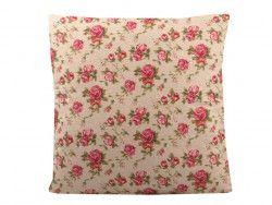 poszewka na poduszkę różyczki