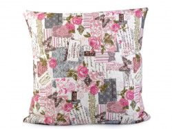 poszewka na poduszkę róże vintage