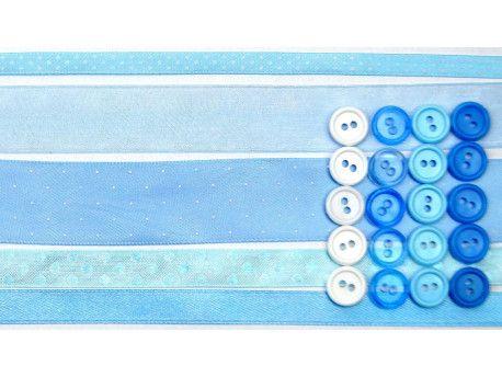 zestaw błękitny