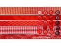 wstążki zestaw czerwony