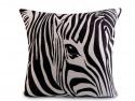 poszewka na poduszkę zebra