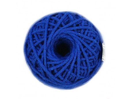 sznurek bawełniany 3mm -chabrowy