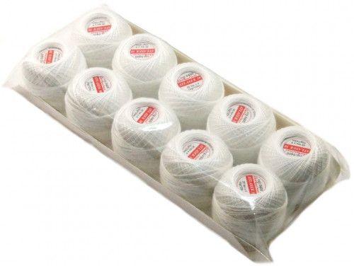 Atłasek 30 (20x4) paczka 10x10g kol. 0400 biały