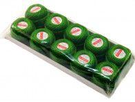 Atłasek 30 (20x4) paczka 10x10g kol.1700 zielony