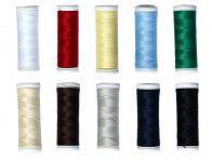 Nici TEXAR 200 do tkanin elastycznych - 10 kolorów