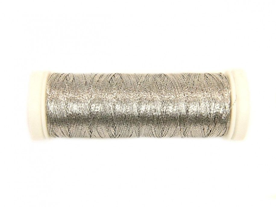 Nici metalizowane SILVA 40 250m - 3 kolory