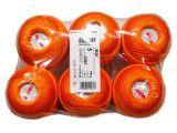 Kordonek ARIA 5 120x2 kol. 361 pomarańczowy