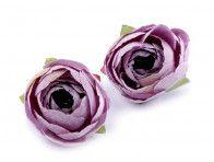 kwiat sztuczny jaskier liliowy 2 szt.