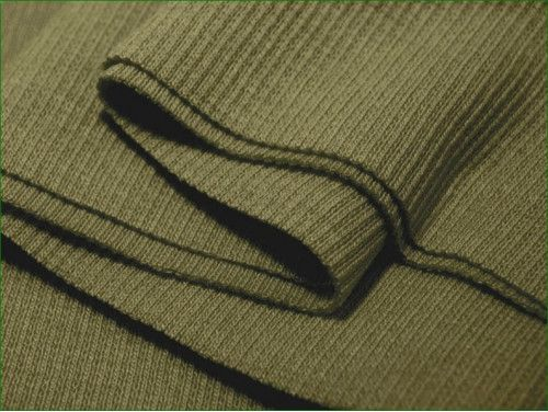 ściągacz elastyczny bawełna khaki