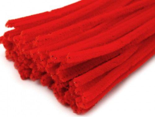 drut pluszowy czerwony op.10