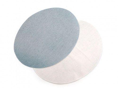 Łatki termoprzylepne JEANS jasno niebieskie 11x14cm